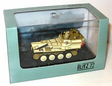 BLITZ 72 Sd.Kfz. 140 Flakpanzer 38(t) Gepard Standmodell SZEPAN 1/72 Neu (KB/K9)