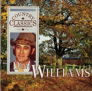 Readers Digest - Don Williams Country Classics (3CDs)
