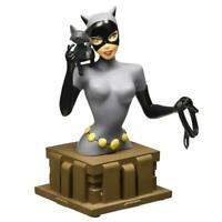 BATMAN THE ANIMATED SERIES CATWOMAN BUST DIAMOND SELECT STATUE