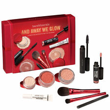 bareminerals And Away We Glow 9 Piece Collection Kit.