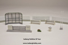 N Scale School Sports Accessory Pack
