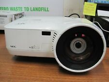 NEC NP600S Projector XGA Conference Room Projector 2869 Lamp Hours w/ Power Cord