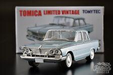 [TOMICA LIMITED VINTAGE LV-174a 1/64] PRINCE GLORIA SUPER 6 1963 (LightBlue)