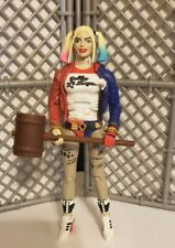 DC Multiverse Suicide Squad HARLEY QUINN 6in Figure Hammer accessory NO BAF PART