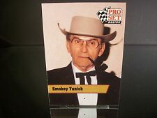Rare Smokey Yunick Pro Set Racing 1991 Card #L19 Legend Series