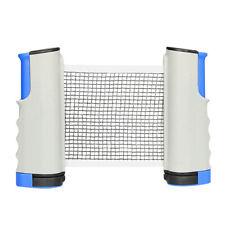 Portable Retractable TableTennis Net Ping Pong Net Kit Games Replacement Set