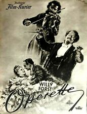 OPERETTE (1940)  * with switchable English subtitles; improved video and audio *