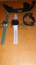 2 Fitbit & Polar Fitness Watch Heart Rate Monitors Sale