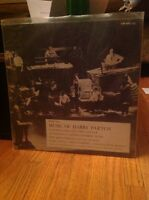 Music of Harry Partch LP CRI