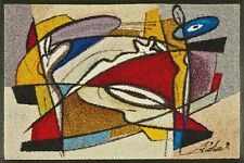 Fußmatte WMK wash + dry Alfred Gockel steady composition  50x75 cm Nr.052388