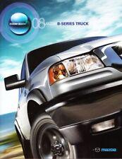2008 08 Mazda B Series Truck original sales brochure