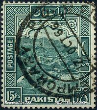 PAKISTAN BELLE OBLITERATION CIRCULAIRE DU 17/10/66