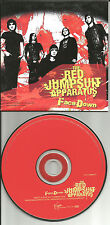 RED JUMPSUIT APPARATUS Face Down CARD SLEEVE USA PROMO Radio DJ CD Single 2006