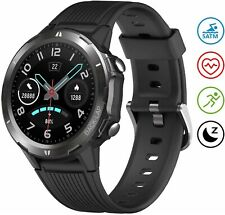 Bluetooth Smart Watch iPhone iOS Android Heart Rate Monitor Fitness Tracker