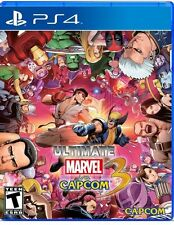 Ultimate Marvel vs. Capcom 3 [PlayStation 4 PS4, HD Arcade Action Fighting] NEW