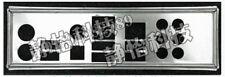 ASUS I/O IO SHIELD BLENDE BRACKET P5Q3 / P5QL-E #G129 XH