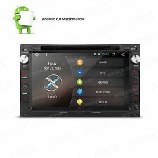 "RADIO DVD GPS ANDROID 6.0 CANBUS 2DIN 7"" TACTIL PARA VW T4 T5 GOLF IV SEAT LEON"