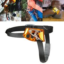 Right Foot Ascender Riser Outdoor Equipment Rock Tree Climbing Safety Rescue SRT