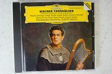 Wagner Tannhäuser Querschnitt Domingo Studer Baltsa Giuseppe Sinopoli (Box 8)