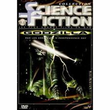 Godzilla , collection science fiction DVD NEUF