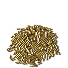 100Pcs Gold Color Flints Universal Clippers Petrol High Quality Lighter New FKPO