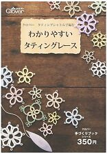 F/S Clover Tatting Handicraft book made in japan