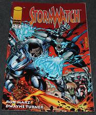 IMAGE COMICS STORMWATCH SPECIAL # 1 JAN 1994 COMIC BOOK
