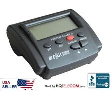Pro Call Blocker w/Lcd Display + Splitter + 2 Year Warranty