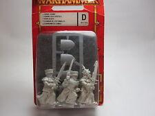 WARHAMMER 86-44 - IMPERIO - GRANDES ESPADEROS - EMPIRE GREATSWORDS