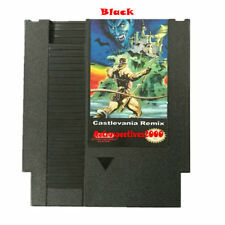 Nintendo NES Games Cartridge 42 In 1  Castlevania Remix 16BIT 72PIN