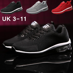 Men's Air Cushion Sports Trainers for Athletic Jogging Walking Fitness Sneaker