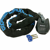 Oxford Hardcore XL13 Motorcycle Thatcham Approved Chain Padlock Secure 13mmx1.5M
