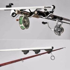CARMATE IF6 DUAL HOLD TYPE FISHING ROD HOLDER INNO 5 PIECES 4973007448068
