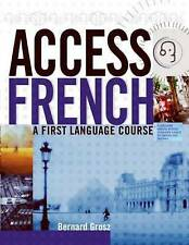 Access French: Student Book: Student Book by Henriette Harnisch, Bernard Grosz (Paperback, 2003)