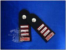 Hong Kong Fire Services Principal Fireman Epaulette ( 1 piece )