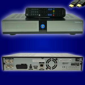 Topfield SRP-2401CI+ Eco 500GB HDTV Twin Sat Receiver mit Festplatte