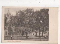 Parish Church Clapham London Vintage Postcard 959a