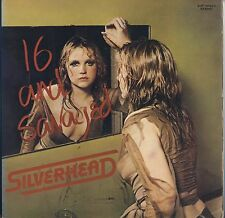 Silverhead - 16 And Savaged EOP-80928 (1st Issue) JAPAN LP with INSERTS