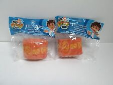 GO DIEGO GO - CREPE PAPER STREAMER - LOT OF 2 -- PARTY SUPPLIES