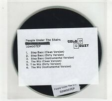 (GP981) People Under The Stairs, Step Bacc - DJ CD