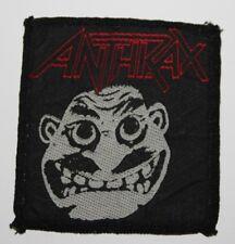 Anthrax , Not Man , Vintage Patch, rar, rare