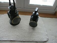 British Railway lamps pair
