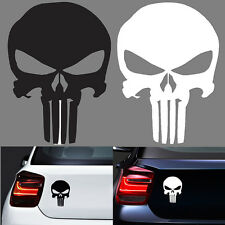 Punisher Skull Bumper Sticker Window American Sniper Car Truck Body Decal Vinyl