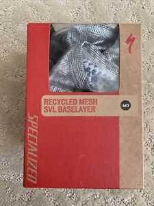 Specialized SL Baselayer / Sleeveless / Men's / Size M / Brand New/Recycled Mesh