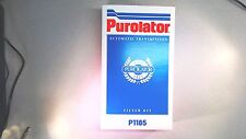 Purolator Automatic Transmission Filter Kit - P1185 - Made in USA