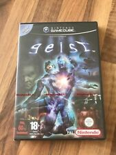 Gamecube  :    GEIST           PAL FR        NEUF / NEW