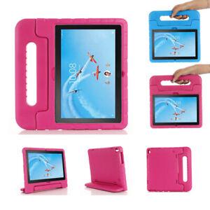 For Lenovo Tab 4 10 P10 M10 E10 10.1 inch Kids EVA Foam Stand Handle Case Cover