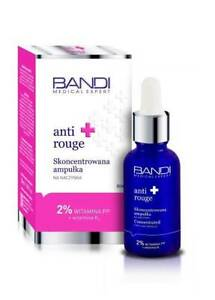 Bandi Medical Anti Rouge Concentrated Night Ampoule Strengthen Capillary Skin