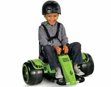 Huffy® Electric Green Machine® 360 Spin Ride On Car Kart Bike - LIMITED STOCK!