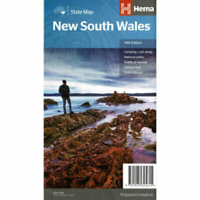New South Wales State Map - Hema